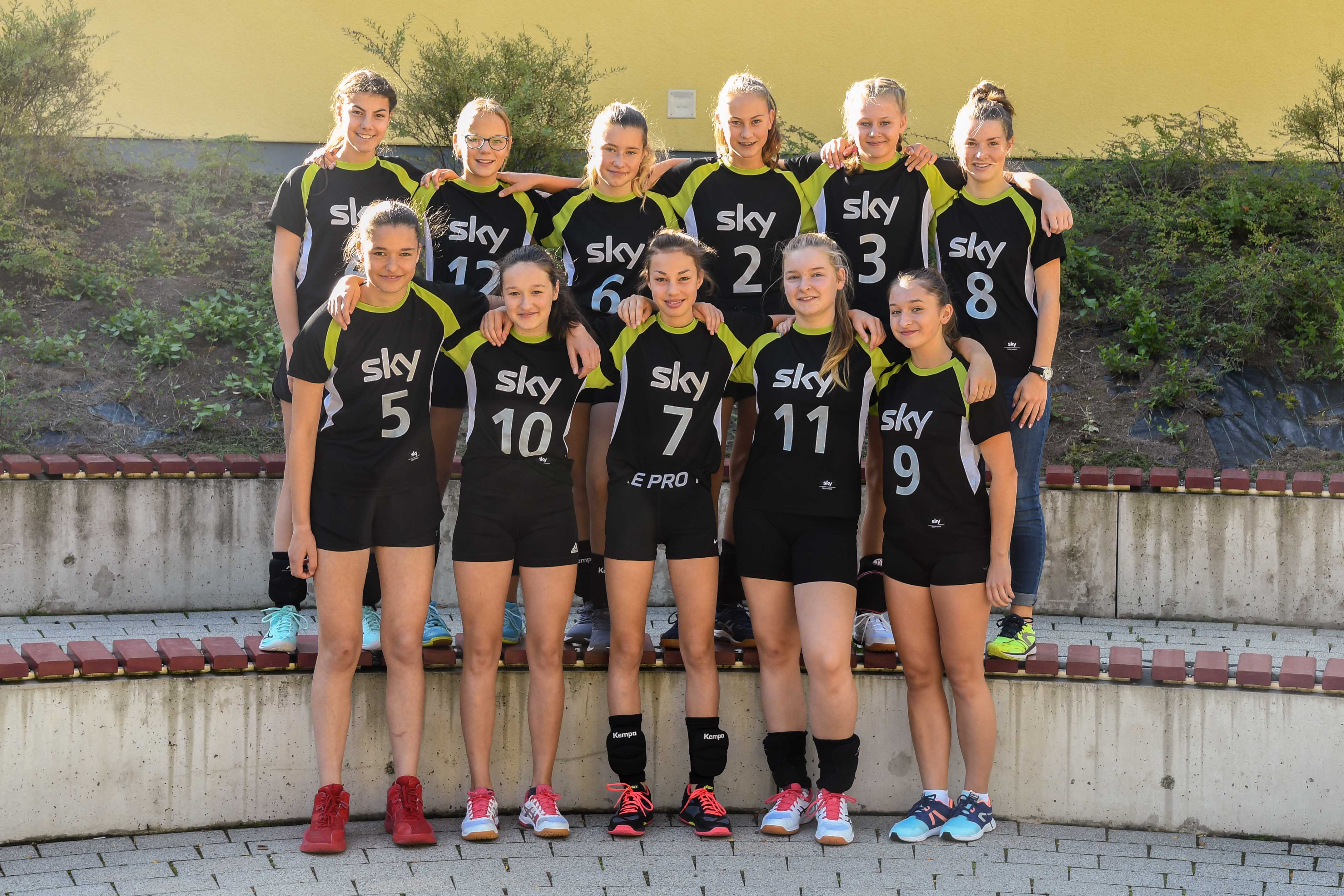 Erste Qualifikationsrunde der Bezirksmeisterschaft U16