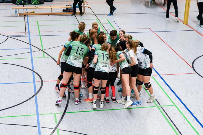 Balsam für die Chemnitzer Volleyballseele