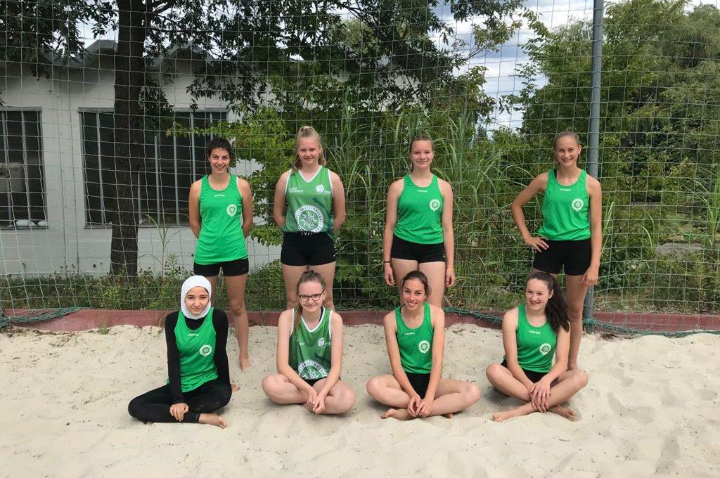 Beach-Sachsenmeisterschaften der Jugend