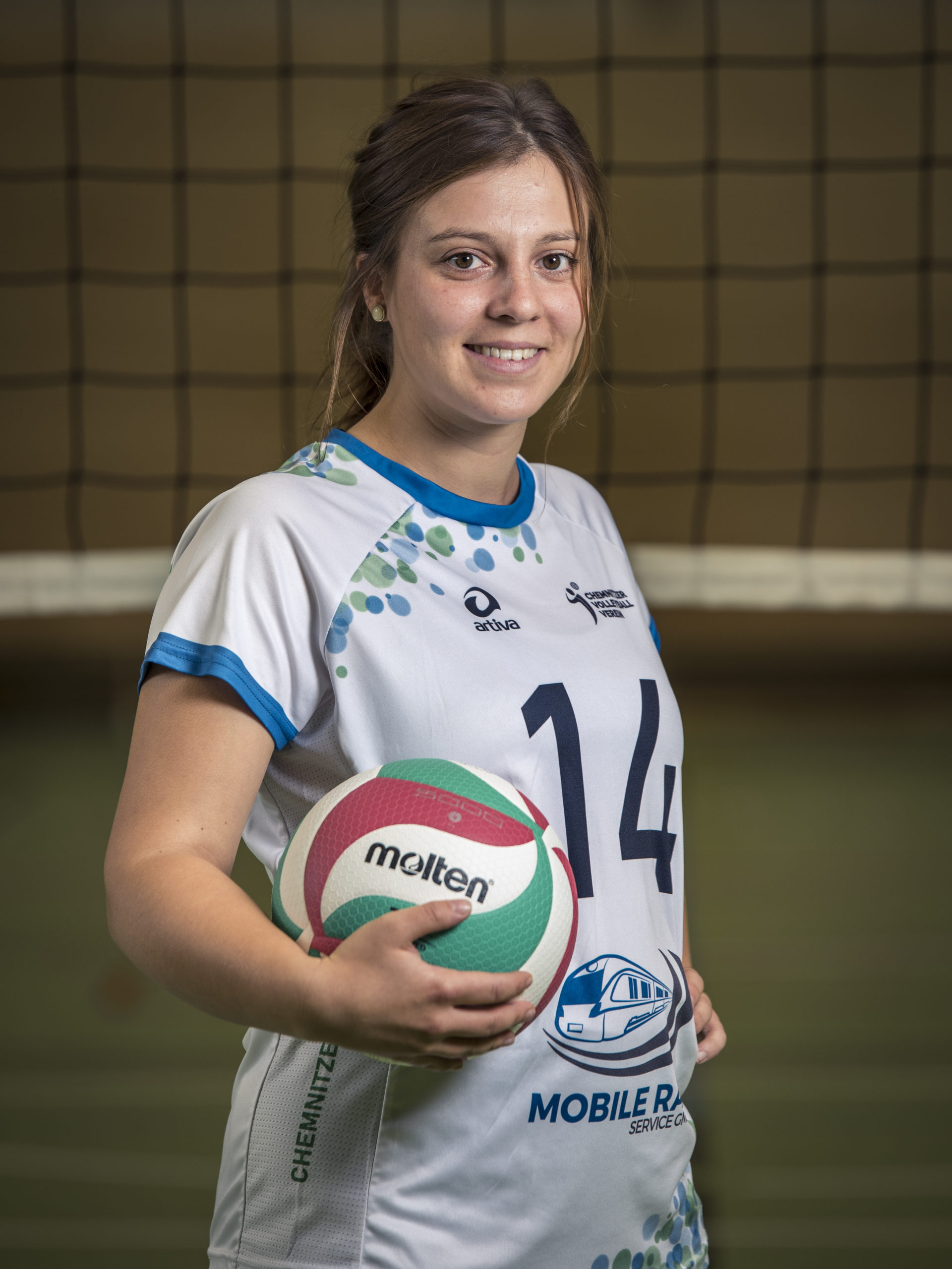 #14 Pauline Rieger