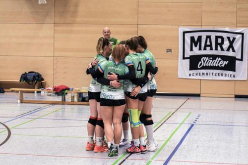1. Heimspiel vs. L.E Volleys