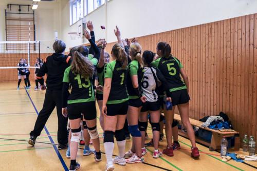 Team #5 vs. L.O. Volleys