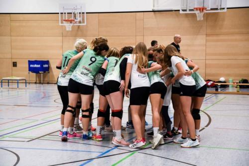 2. Heimspiel gegen VC Olympia Dresden
