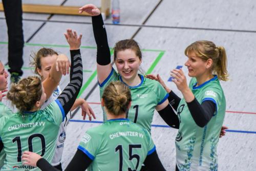 1. Heimspiel vs. Volley Juniors Thüringen