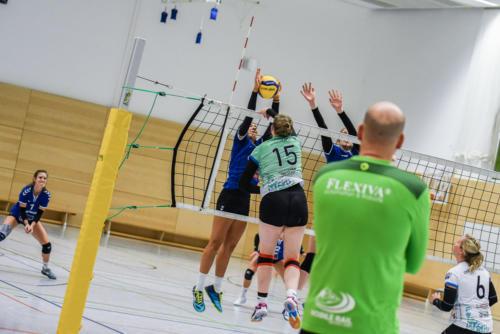 2. Heimspiel vs. L.E. Volleys